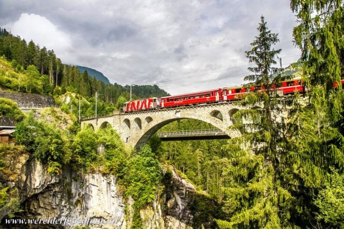 RhB_6229.Rhaetian Railway in the Albula  Bernina Landscapes - Photo by Albertine Slotboom